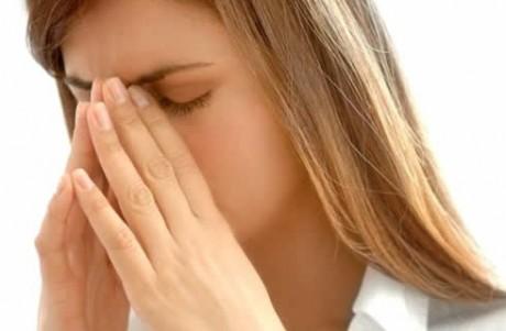 Восполение носа