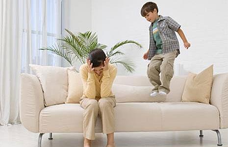 Как распознать гиперактивного ребенка