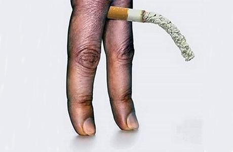 Курение укорачивает пенис