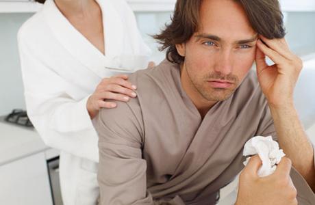 Наиболее распространенные осложнения после гриппа