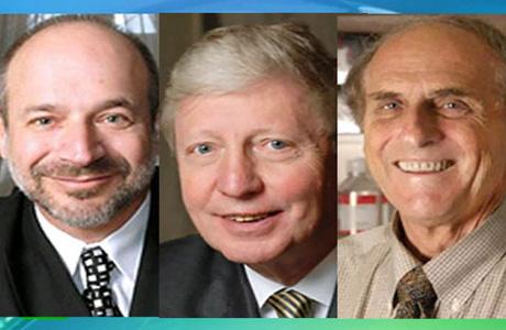 Нобелевские премии по медицине получили трое ученых