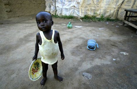 ООН пророчит голод самым бедным