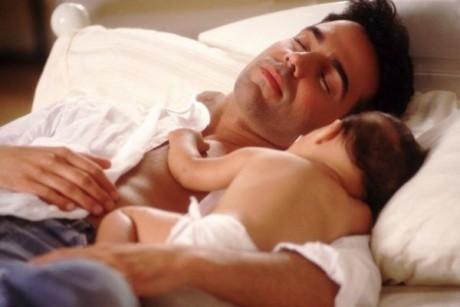 Почему отцу так важно воспитывать новорожденного