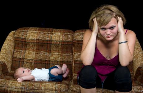 Признаки послеродовой депрессии