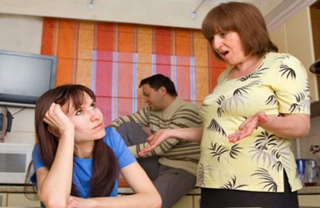 Проживание с родственниками вредно для здоровья