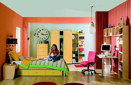 """Роль """"взрослого"""" ребенка в планировке своей комнаты"""
