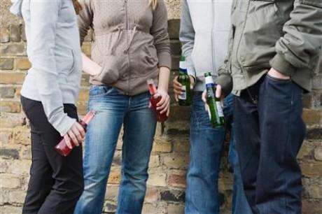 Как начинается подростковый алкоголизм