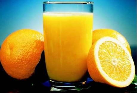 Соки и цитрусовые фрукты