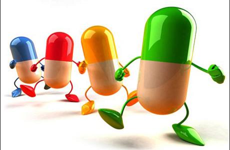 Жизненно важные витамины