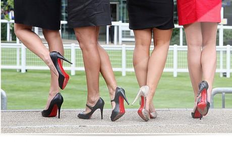 Почему врачи не советуют носить высокие каблуки