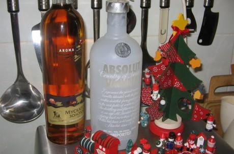 Спецтемы:Выпивка в Новогоднюю ночь