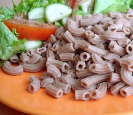 Вы можете заменить эти нездоровые продукты на макароные изделия из коричневой муки