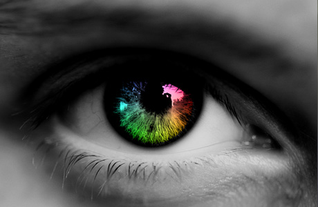 Американцы научились менять цвет глаз