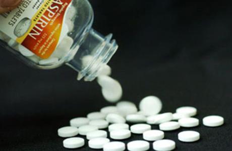 Аспирин предупреждает развитие рака груди