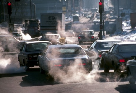 Автомобильные выхлопы приводят к диабету