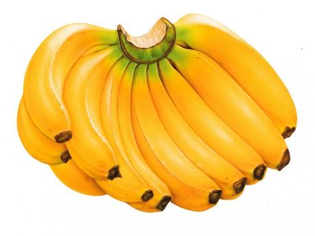 Бананы и физическая активность