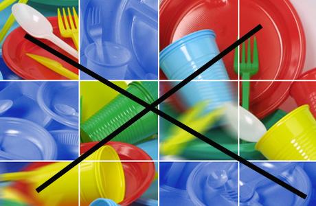 Беременным нельзя есть из пластиковой посудой