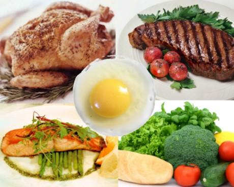 Диета с 15% белка помогает сохранить вес под контролем