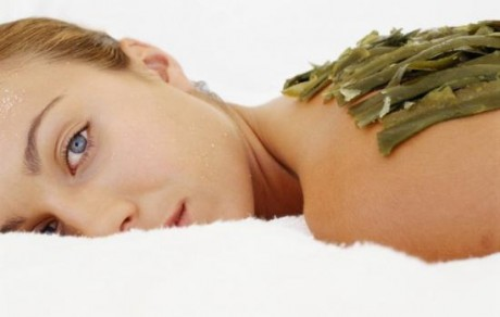 Как водоросли помогают коже?