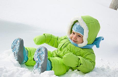 Что необходимо ребенку в 3 года на зиму