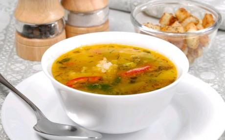 Ребенок в подростковом возрасте нуждается в полноценном обеде с супом