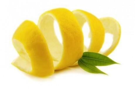 Насушить корочек лимона