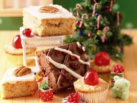 Спецтемы:Новогодние десерты