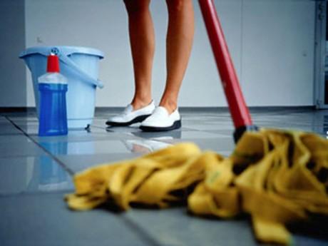 Ежедневно делайте влажную уборку в квартире