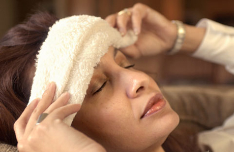 Головная боль, как следствие мигрени