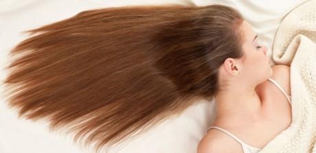 Густые пышные волосы
