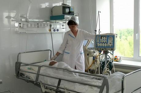 К Евро-2012 отремонтируют 3 киевских больницы