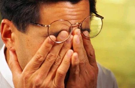 Как быстро снять усталость глаз