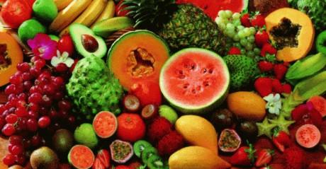 Есть ли привозные фрукты?