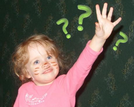 Почему необходимо отвечать ребенку на вопросы