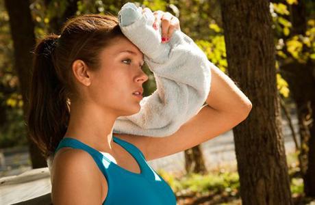 Как тренироваться на улице, если у вас есть аллергия на пыльцу