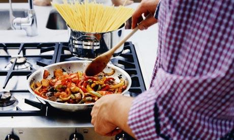 Тщательно приготовьте замысловатый ужин
