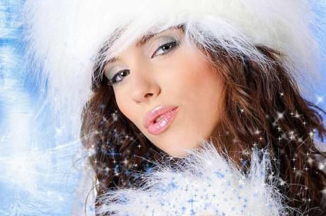 Как ухаживать за кожей лица в зимние холода