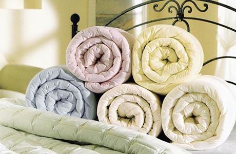 Какие одеяла самые полезные для здоровья