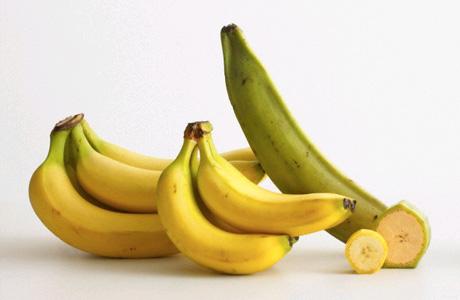 Лечение бананами