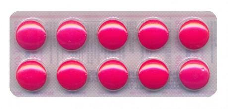 Примите две таблетки ибупрофена