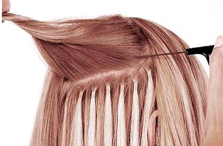 "Наращивание волос: ""за"" и ""против"""