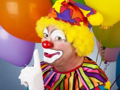 Можно пригласить клоуна