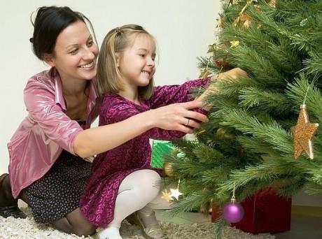Спцтемы:Новый год для ребенка