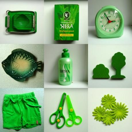Стремление к зеленому свидетельствует о том, что вы готовитесь проявлять настойчивость.