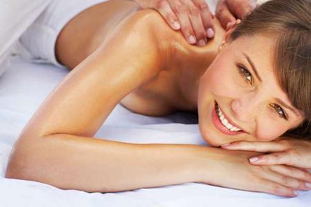 Оздоровляемся с помощью лечебного массажа