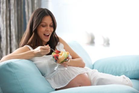 Питание на сроках беременности