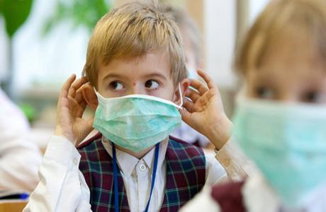 Профилактика детских инфекционных заболеваний