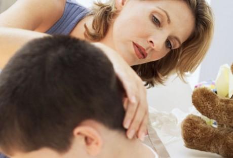 Проблемы с кожей не исчезают после подросткового возраста