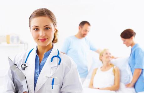 Схема обязательного медицинского страхования