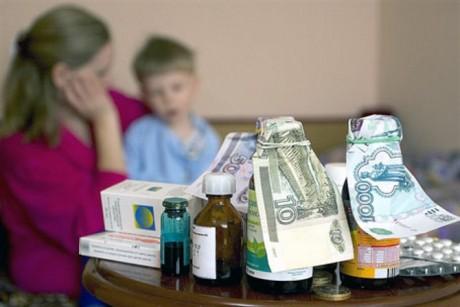 Мониторинг цен на лекарства
